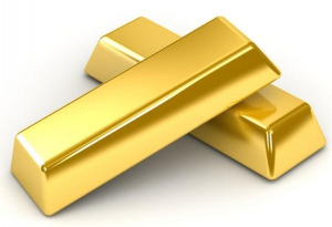 gouden baren
