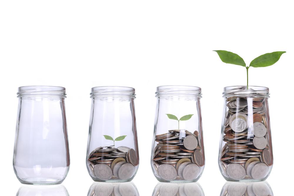 aangroeien spaargeld spaarrekening